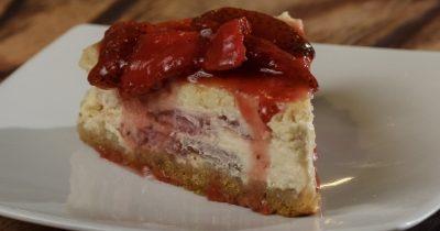 Cheesecake-Fresa-Heladeria-Americana